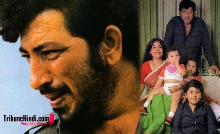 गब्बर की प्रेम कहानी , जब Amjad khan को हुआ शायर की बेटी से प्यार
