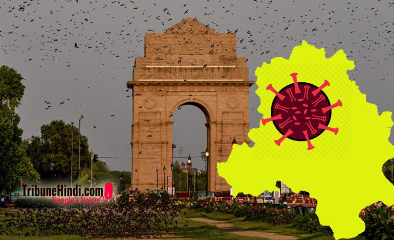कोरोना से बेहाल दिल्ली में शुरु से अब तक क्या क्या हुआ ?