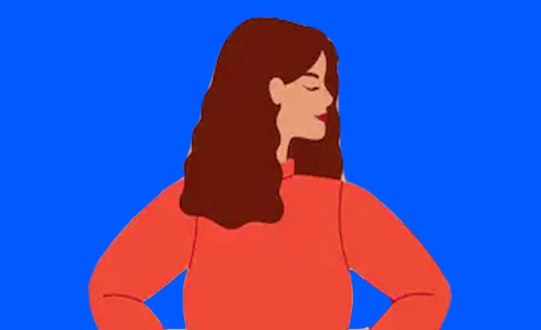 """महिला सशक्तिकरण पर नम्रता मिश्र की कविता """"लाल पित्रसत्ता'"""