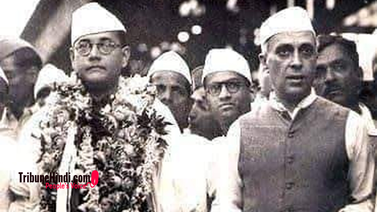 नेहरू और सुभाष चंद्र बोस की दोस्ती कि वो बातें जो आप नहीं जानते