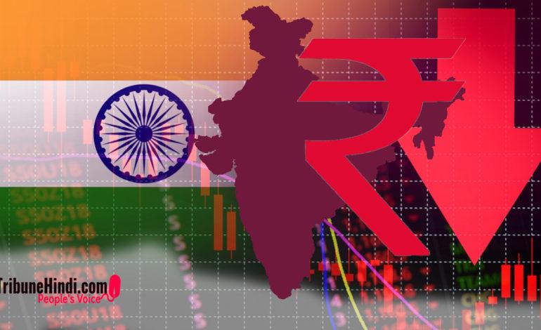 भारत गहरी आर्थिक मंदी की चपेट में !