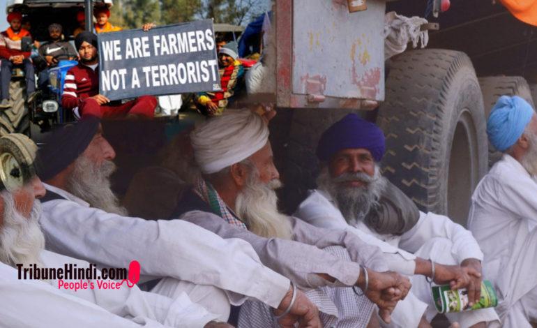 कृषि कानूनों पर राजहठ और किसान आंदोलन