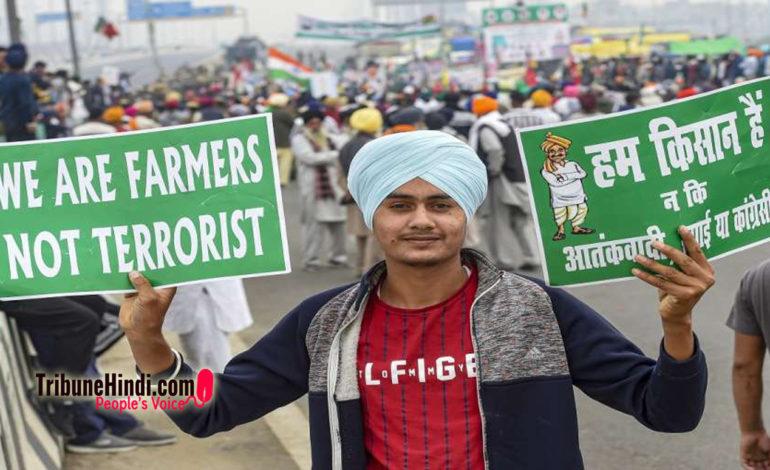 नज़रिया – किसान आंदोलन नहीं बल्कि सरकार हाईजैक हुई है ?
