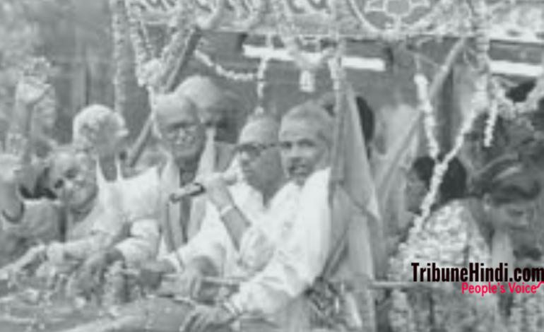 जब आडवाणी की रथयात्रा ने भाजपा को यूपी में दिलाई थी जीत
