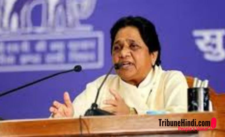 क्या मायावती के अकेले चुनाव लड़ने से भाजपा फ़ायदे में रहेगी ?