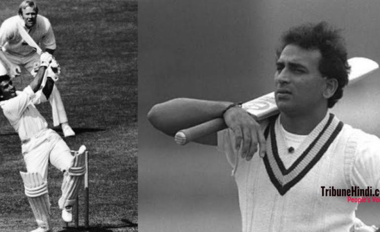 पहली बार टेस्ट क्रिकेट में 10,000 रन बनाने वाला भारतीय
