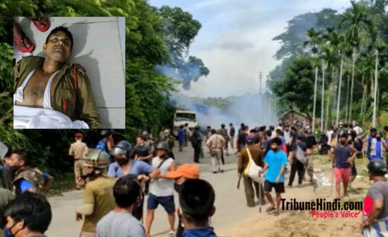 असम और मिज़ोरम सीमा पर जो हुआ वो शर्मनाक है