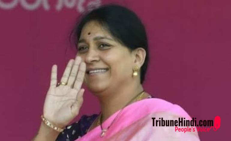 रिश्वत देने में मामले में TRS सांसद Kavita Molathu को सज़ा