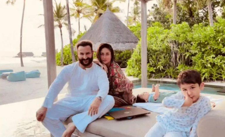 दोनों बेटों संग मालदीव में जन्मदिन मना रहे हैं सैफ, करीना ने शेयर की तस्वीरें