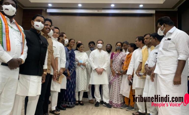 क्या भाजपा को धराशायी करने के प्लान पर काम कर रहे हैं राहुल गांधी