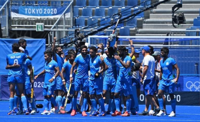 हॉकी में 41 साल बाद ओलंपिक मेडल भारत आया है