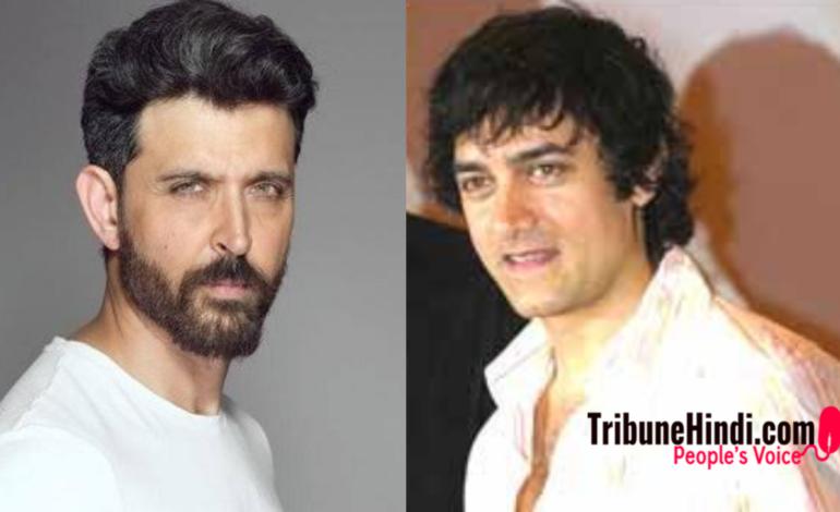 ऋतिक को इस फ़िल्म के लिए मनाने उनके घर गए थे आमिर खान