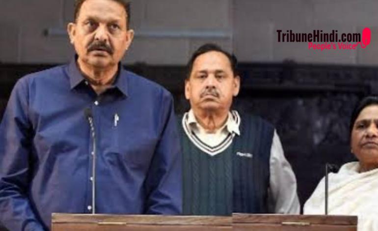 बाहुबली मुख्तार का बसपा ने काटा टिकट क्या ओवैसी देंगें साथ?