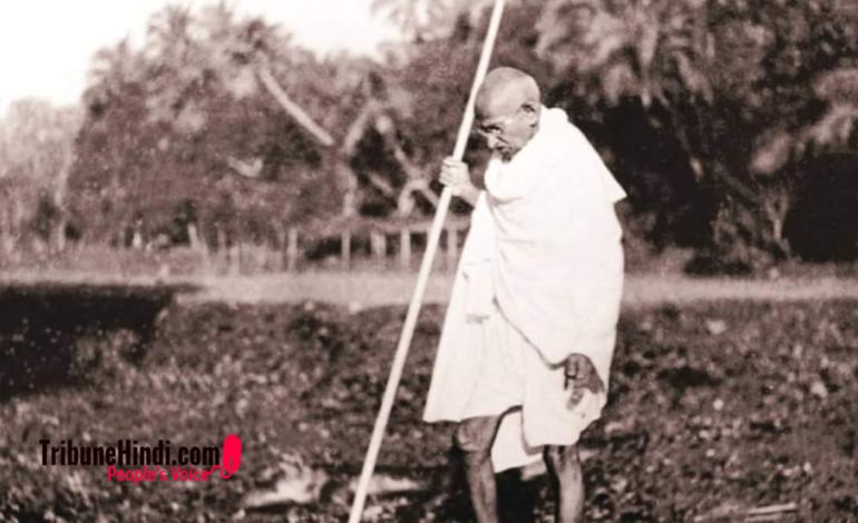 नोआखली हिंसा पर क्या थे महात्मा गांधी के विचार ?