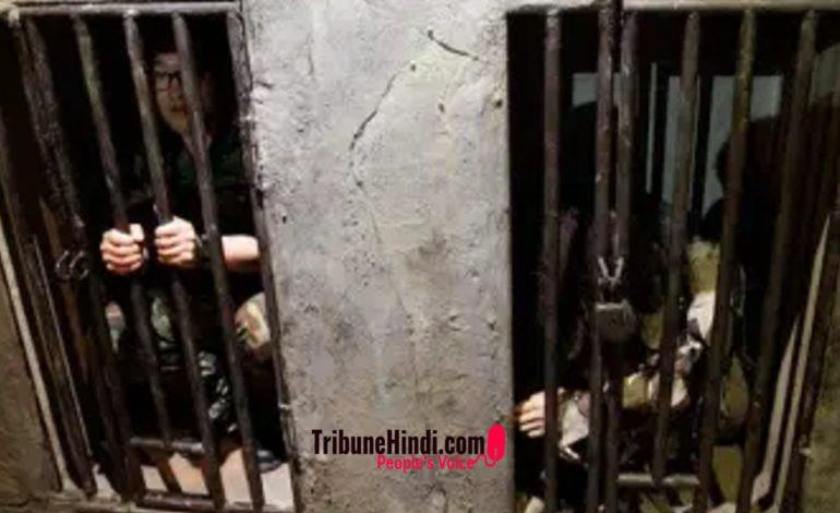 शासक की तस्वीर जलने से नहीं बचा पाई महिला तो हो गई सज़ा