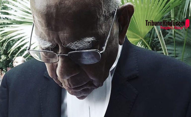 देश का सबसे बड़ा वकील,जो जिन्ना को विभाजन का दोषी नहीं बताता था।