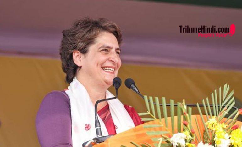 प्रियंका गांधी ने चुन लिए हैं अपने उम्मीदवार, जल्द होगा ऐलान