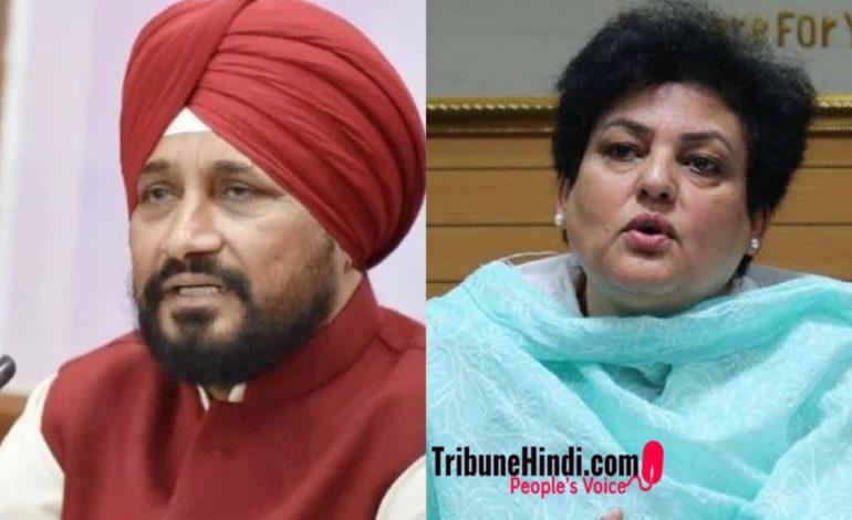 महिला सुरक्षा के लिए खतरा हैं नये मुख्यमंत्रीः रेखा शर्मा