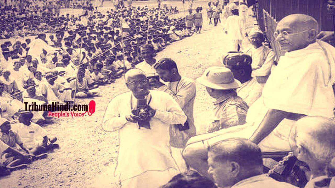 मिल मज़दूरों के लिए इस मांग के साथ  डंट गए थे महात्मा गांधी