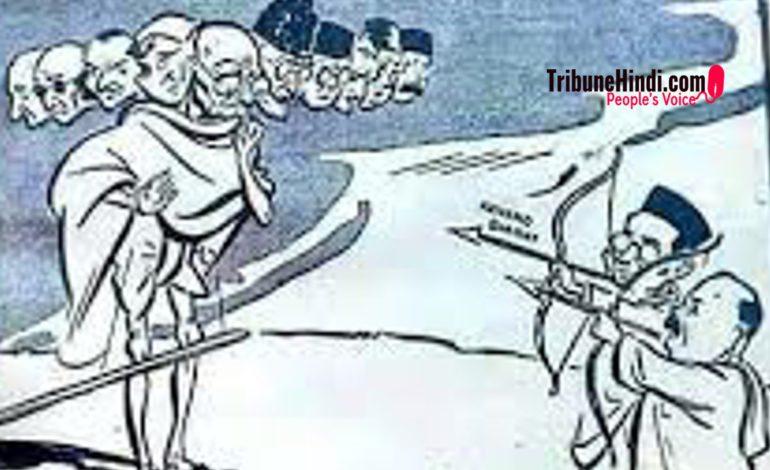 महात्मा गांधी से क्यों चिढ़ते हैं दक्षिण पंथी ?