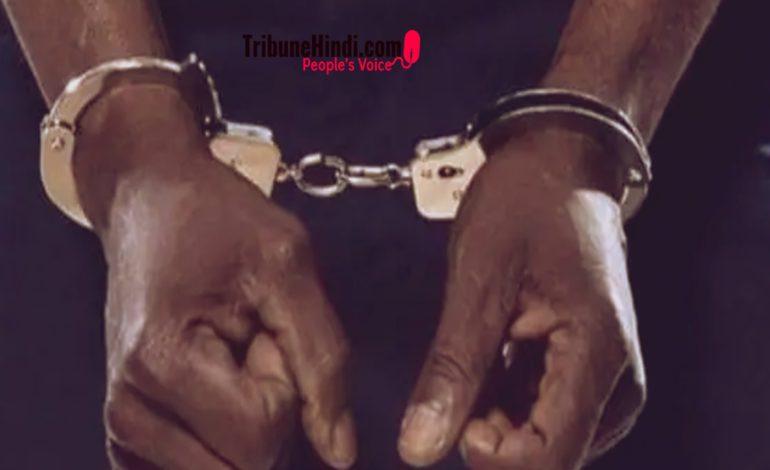 वायुसेना के अधिकारी को बलात्कार के आरोप में किया गया गिरफ्तार