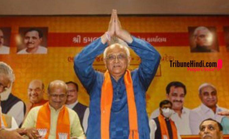 क्या इन चुनौतियों से निपट पाएंगे गुजरात के नए मुख्यमंत्री