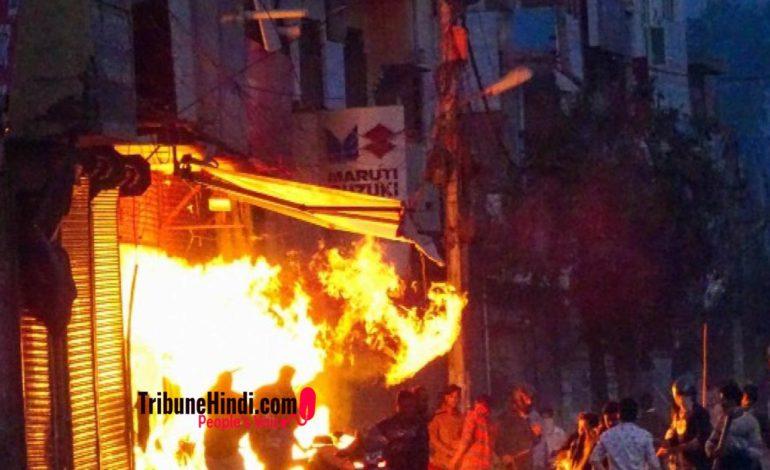 दिल्ली दंगा – कोर्ट ने इन्हें माना आरोपी , पुलिस का दावा पुख्ता हैं सबूत