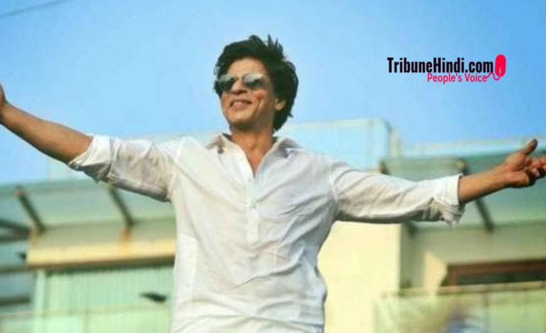 शाहरुख़ खान इस फ़िल्म में डबल रॉल करेंगें।